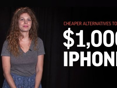 Alternatives to the pricey new iPhone