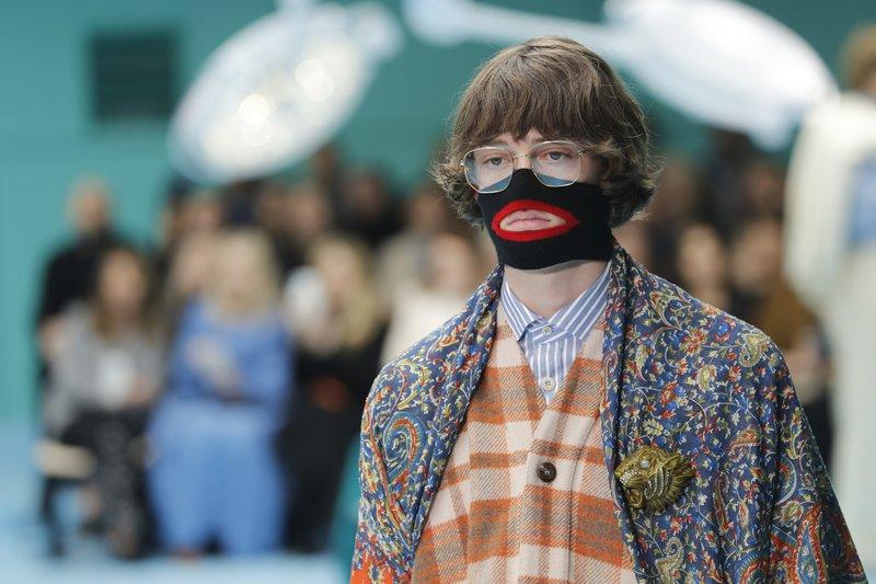 9898877c641 Gucci creative head breaks silence over 'blackface' sweater