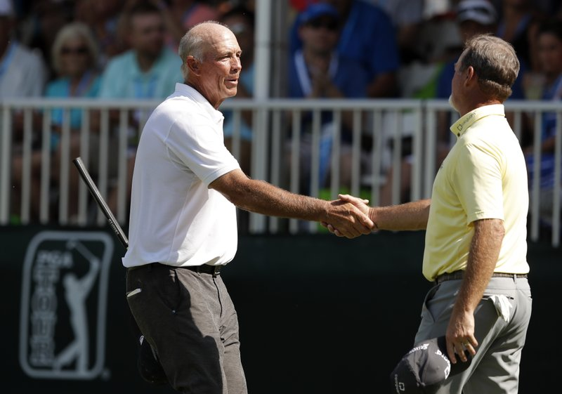 Tom Lehman, Jerry Kelly