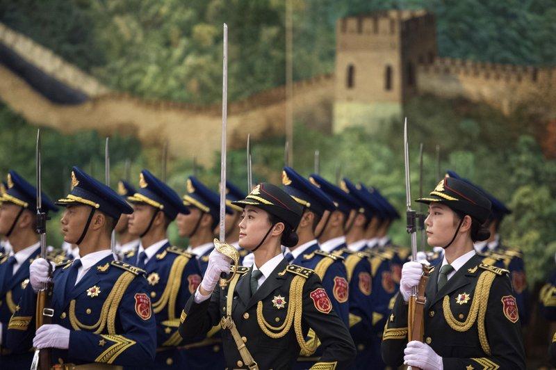 Nana Akufo-Addo, Xi Jinping
