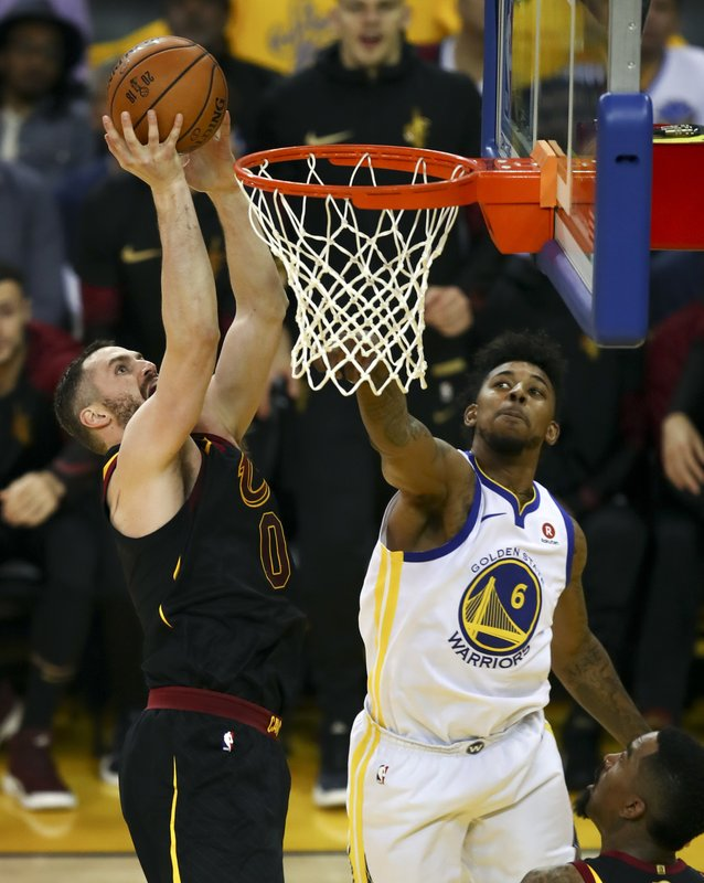 Kevin Love, Nick Young