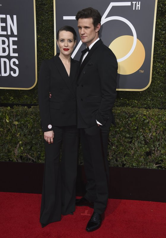 Claire Foy, Matt Smith