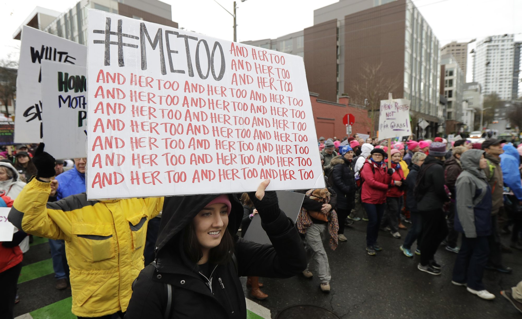 Donors team up to expand #MeToo's impact in the workplace