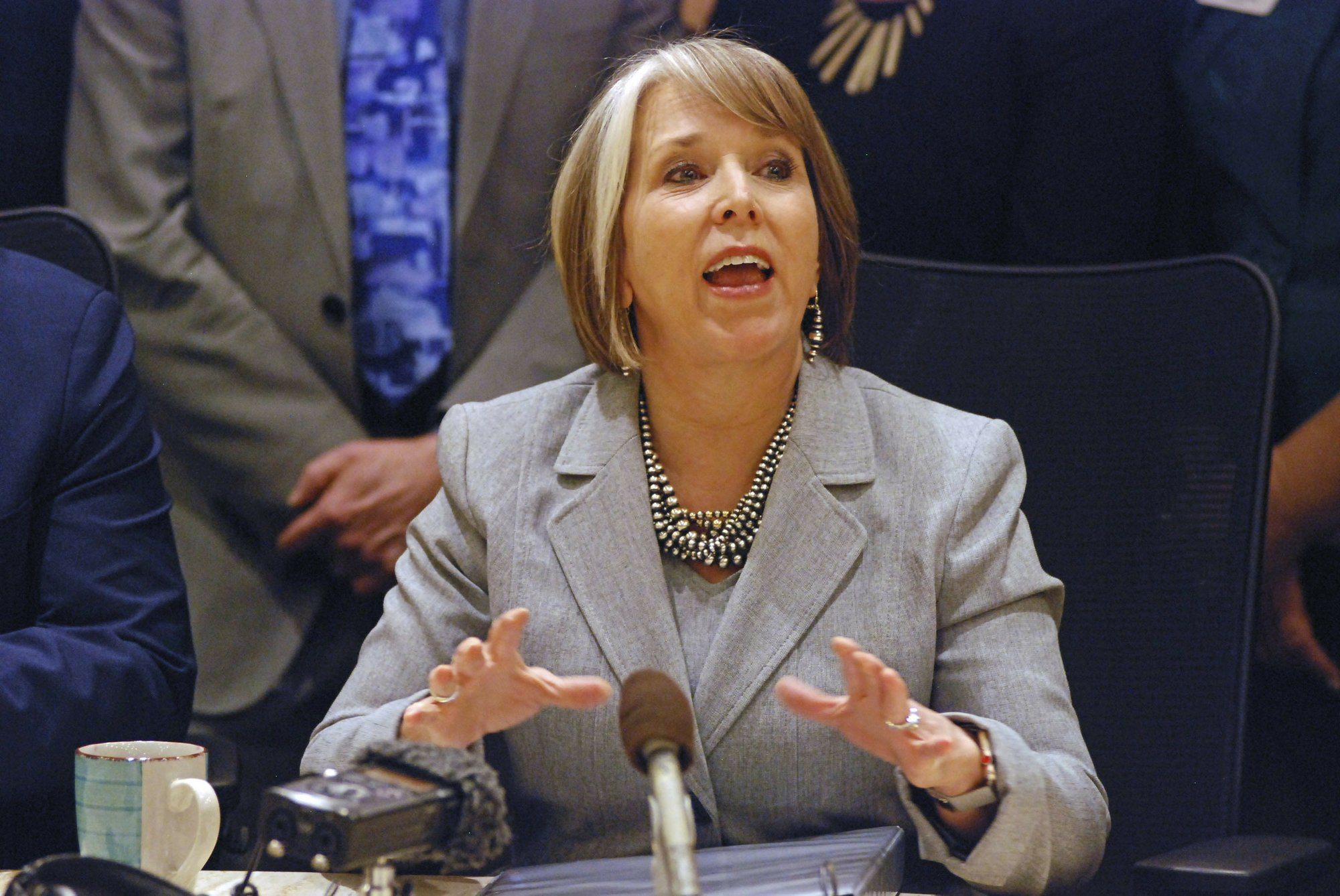 Gov. Lujan Grisham vows to fight any 'consent decree' on ed