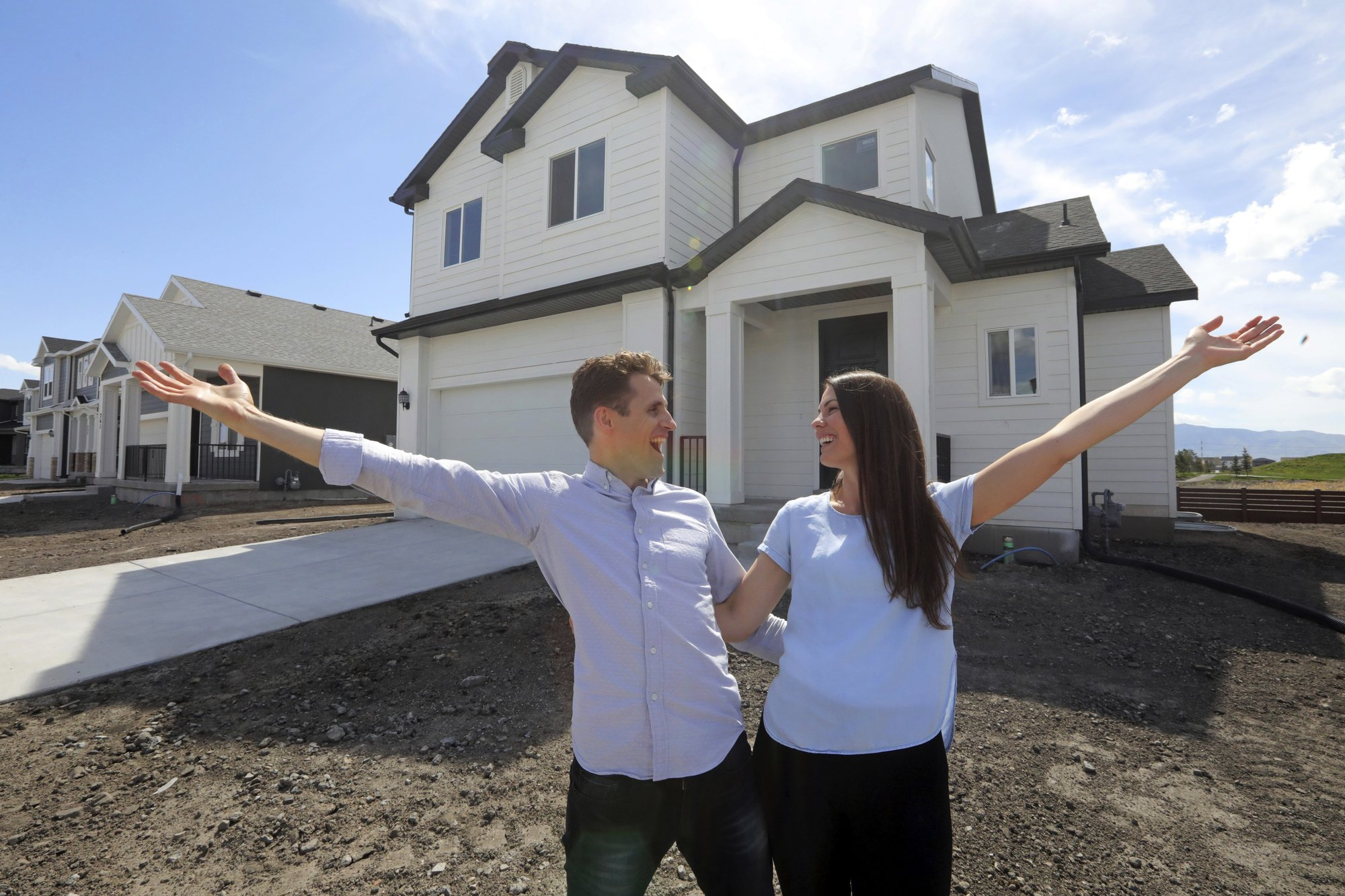 Young homebuyers scramble as prices rise faster than incomes