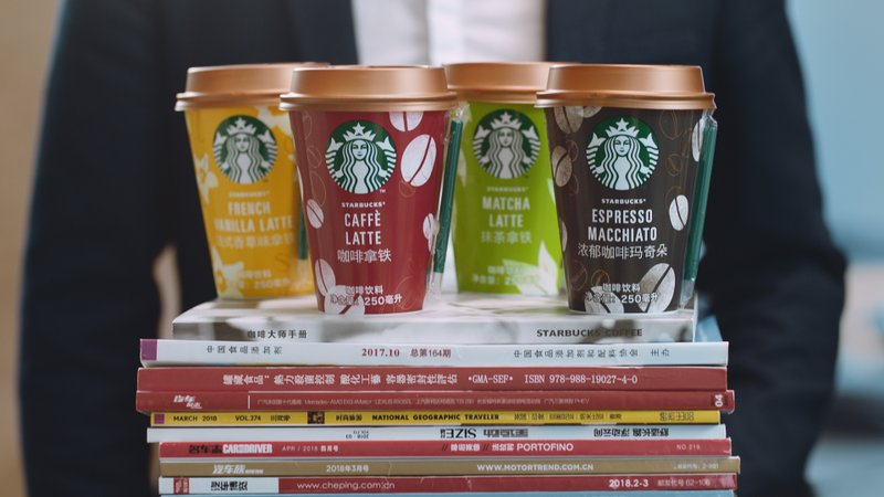 Starbucks First-Ever China Investor Conference Highlights Accelerated Store Growth in its Fastest Growing Market, Doubling to 6,000 Stores by End of FY2022