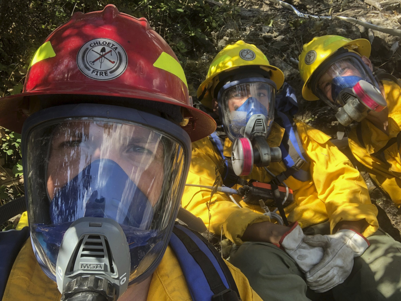 asbestos respirator mask