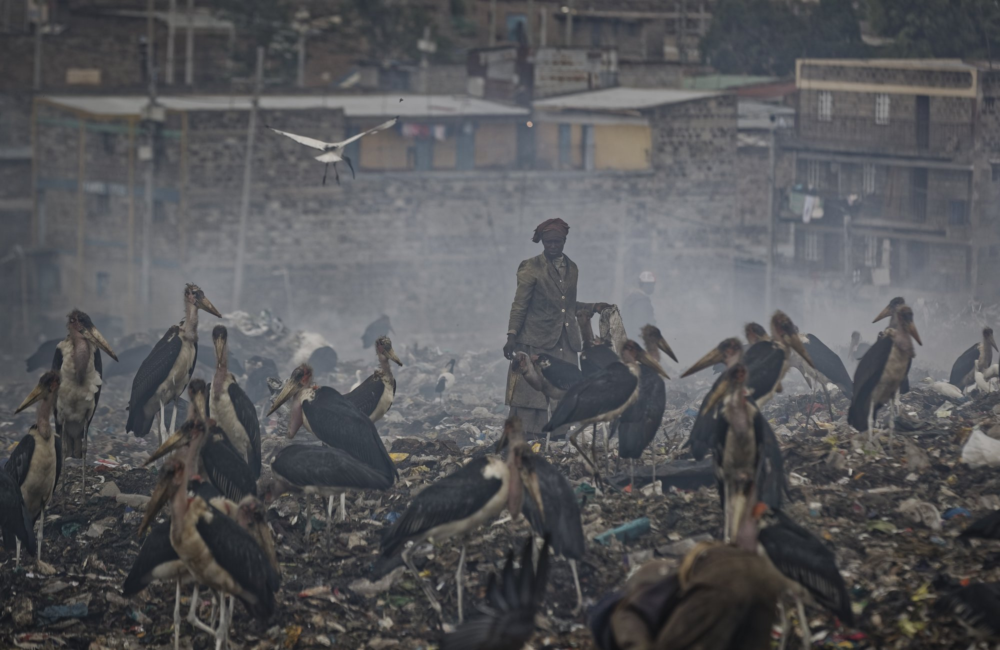 Africa's solid waste is growing, posing a climate threat