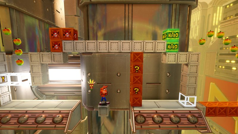 """Things Are about to Get N. Tense! Crash Fans Get Brand-New """"Future Tense"""" Level in Crash Bandicoot N. Sane Trilogy"""