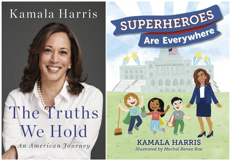Sen Kamala Harris Plans Picture Book Edition Of Memoir