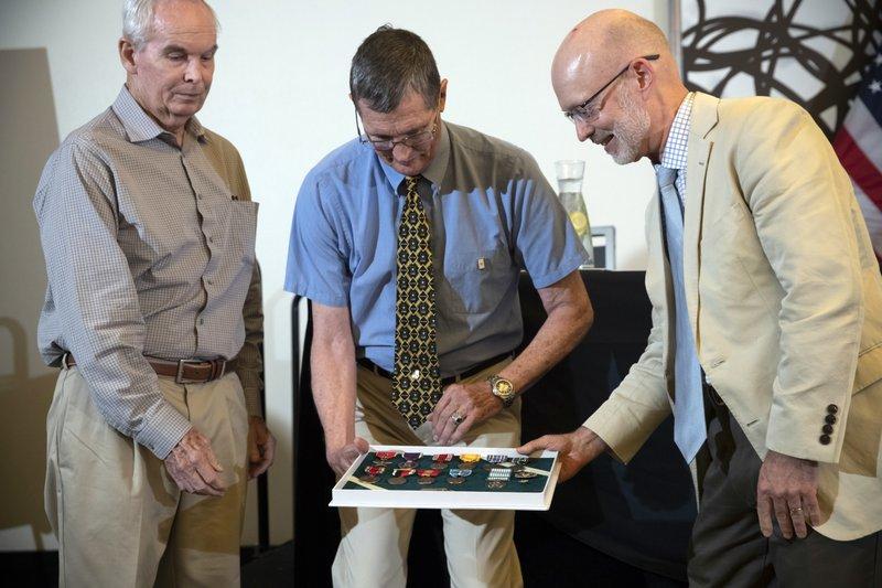 Larry McDaniel, Charles McDaniel, Greg Gardner