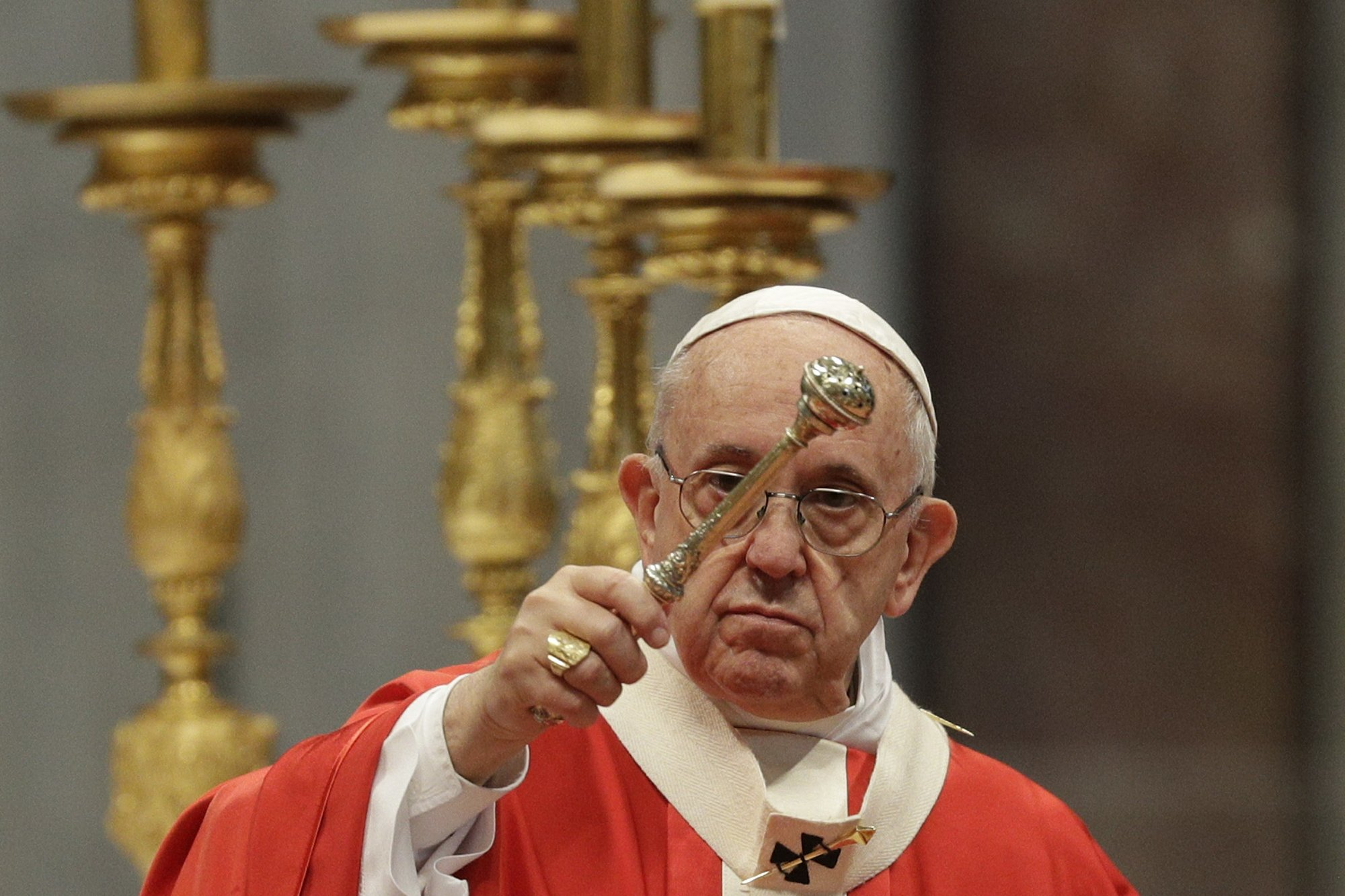 Popes teaching on homosexuality