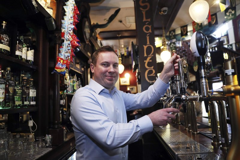 Irish pubs open on Good Friday 1st time in 90 years