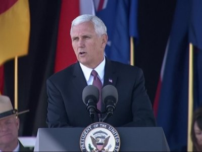 VP Pence Honors 9/11 Victims