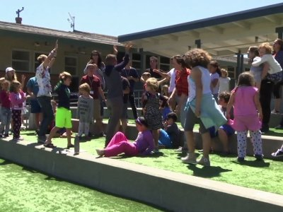 Summer Camp Embraces Young Transgender Kids