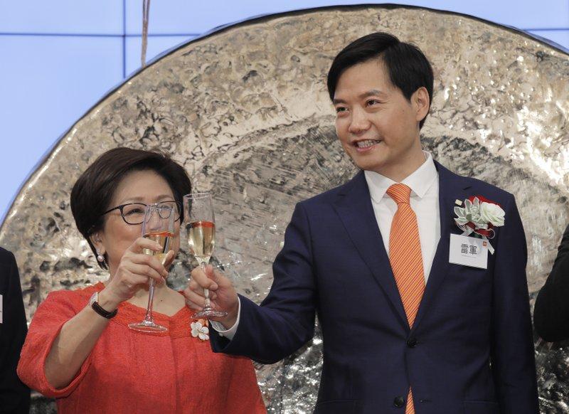 Lei Jun, Laura Cha