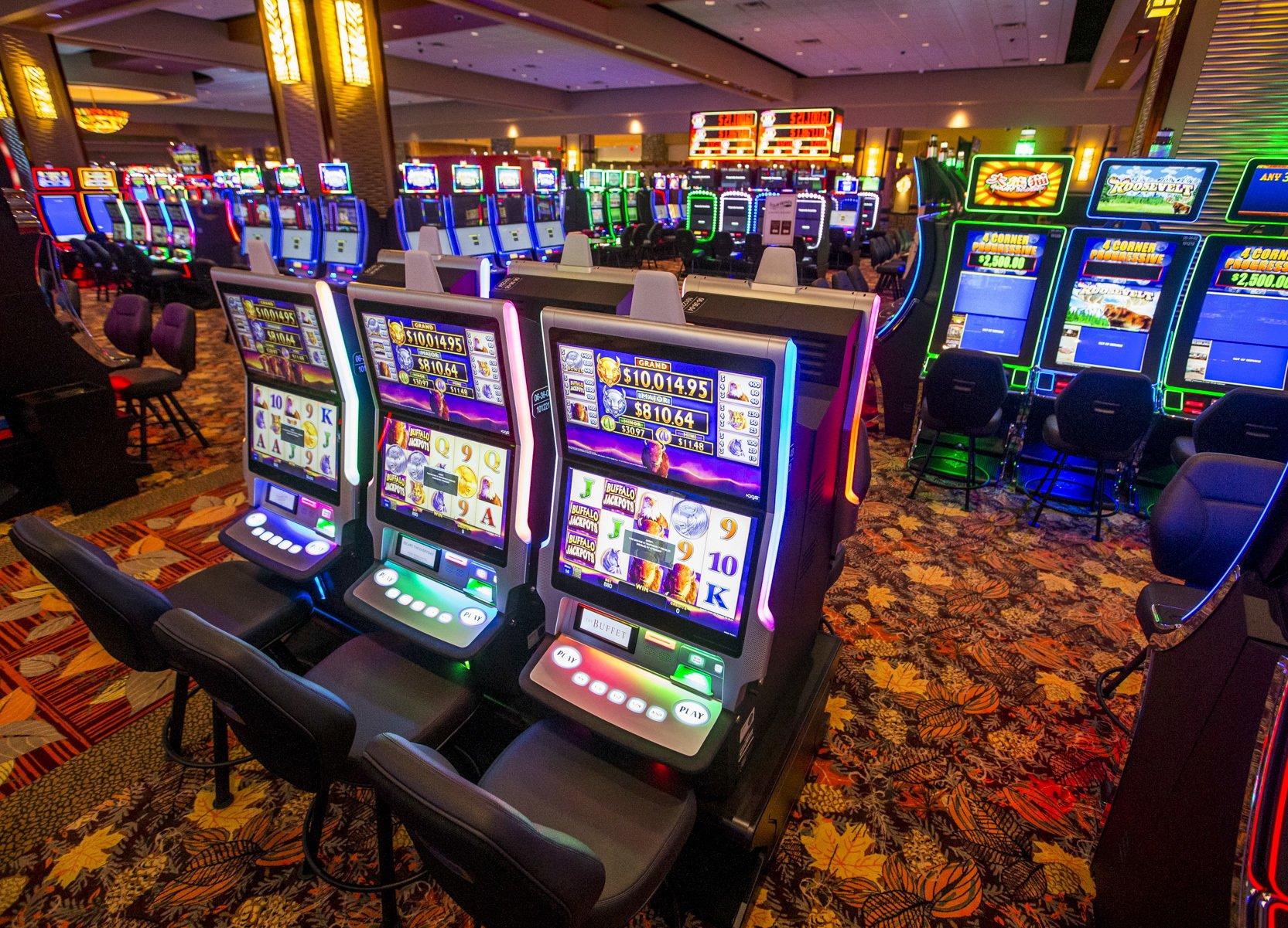 casinos in the u p of michigan
