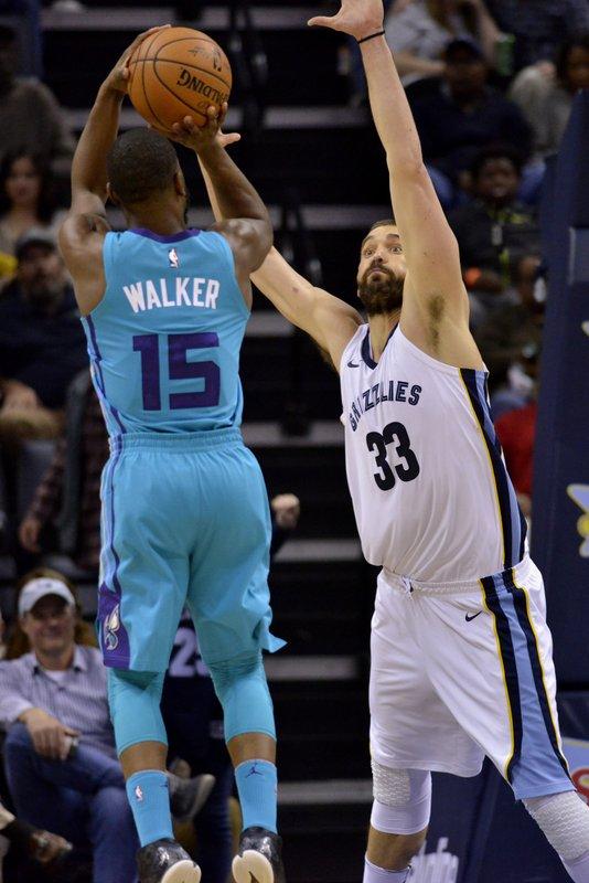 Kemba Walker, Marc Gasol