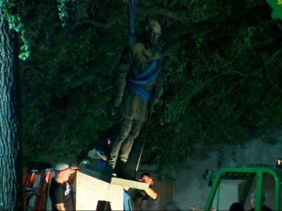 UT-Austin Confederate Statues Removed