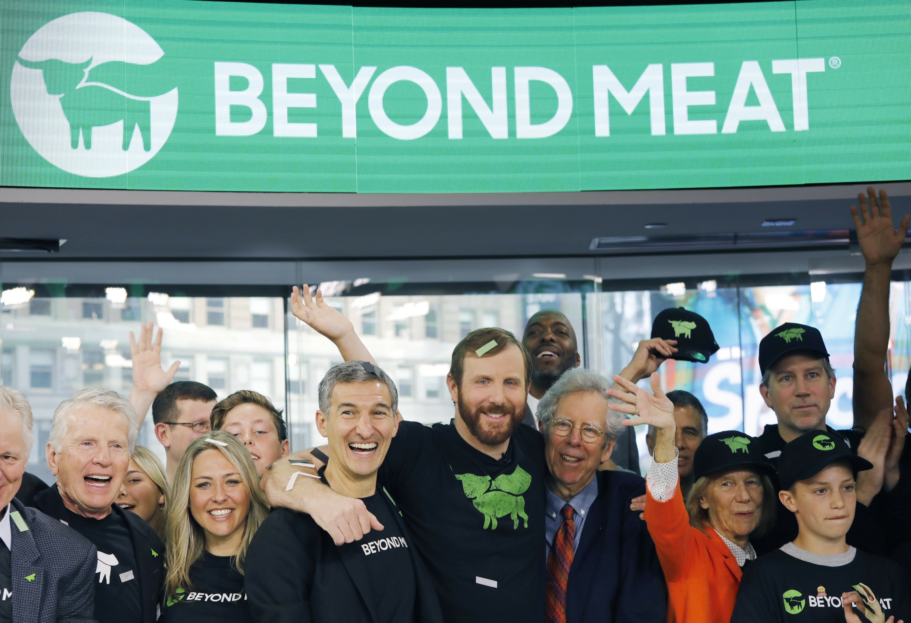 What did beyond meat ipo on