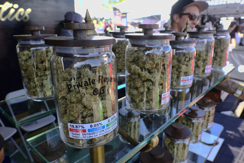 Confusion coming with California's legal marijuana