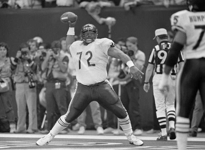 William Perry, Refrigerator Perry