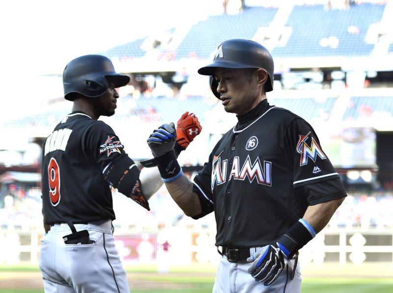 Ichiro Suzuki, Dee Gordon
