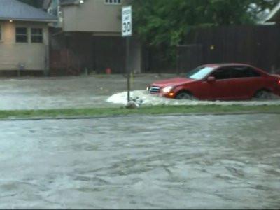 Houston Cancels July Fourth Fest After Flooding