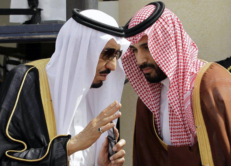 Salman, Mohammed Bin Salman