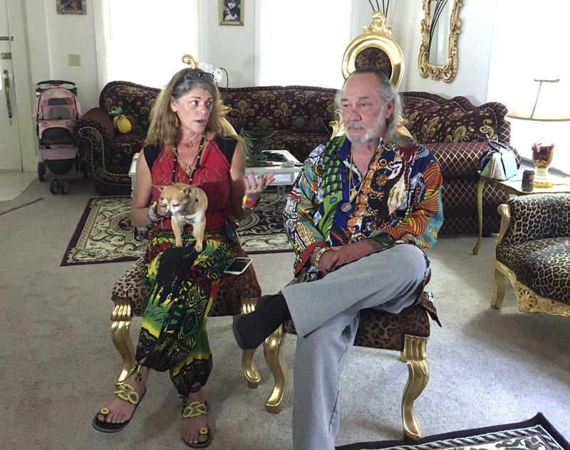 Heidi Lepp, Charles Lepp