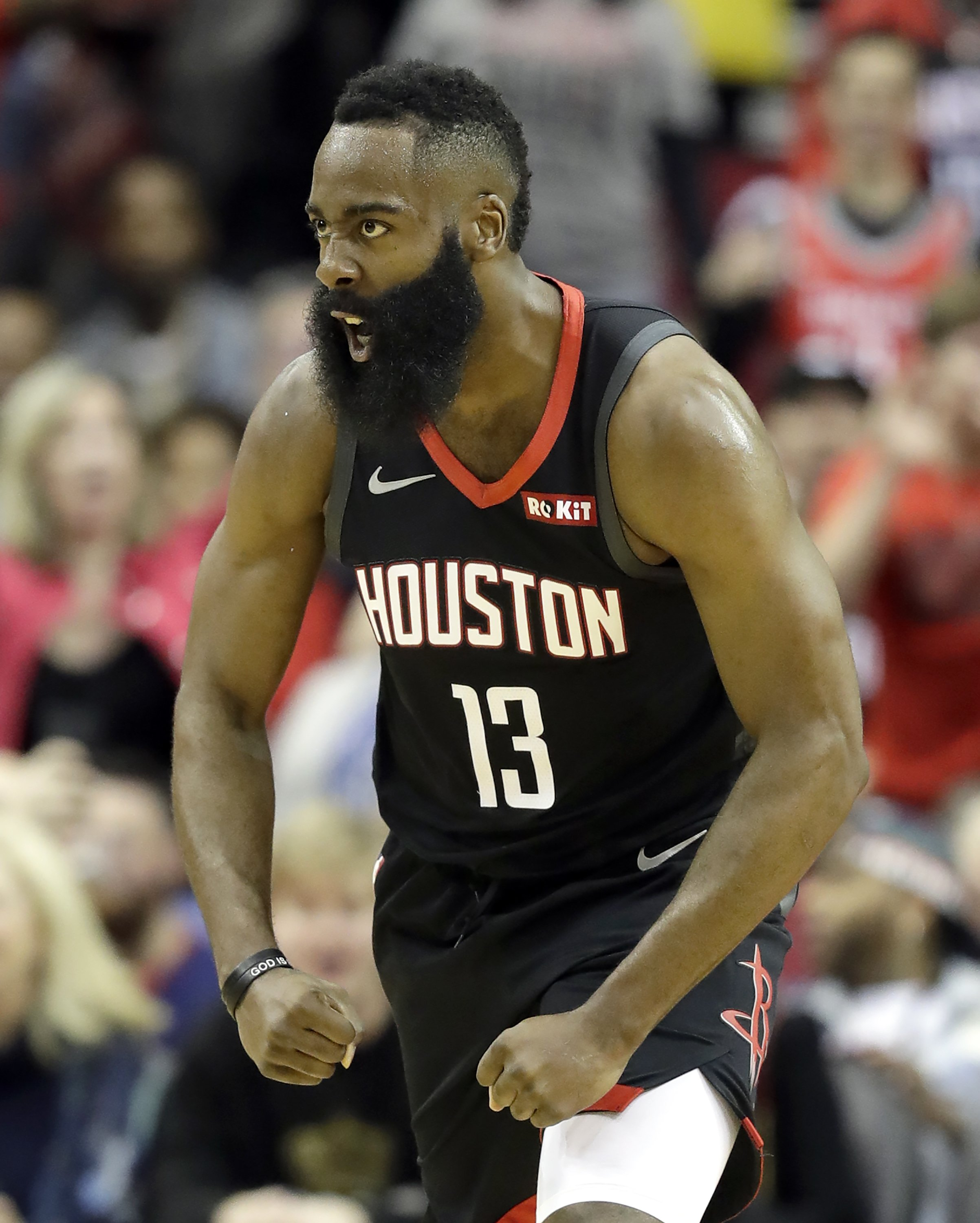 James Harden Points Last Night: Harden's 50-point Triple-double Leads Rockets Over Lakers