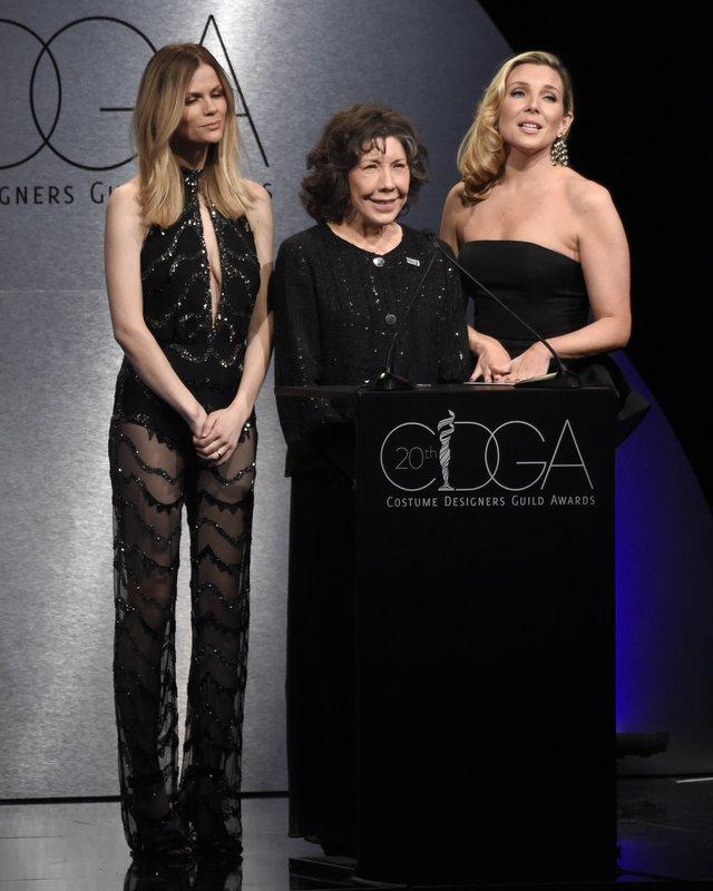 Brooklyn Decker, Lily Tomlin, June Diane Raphael
