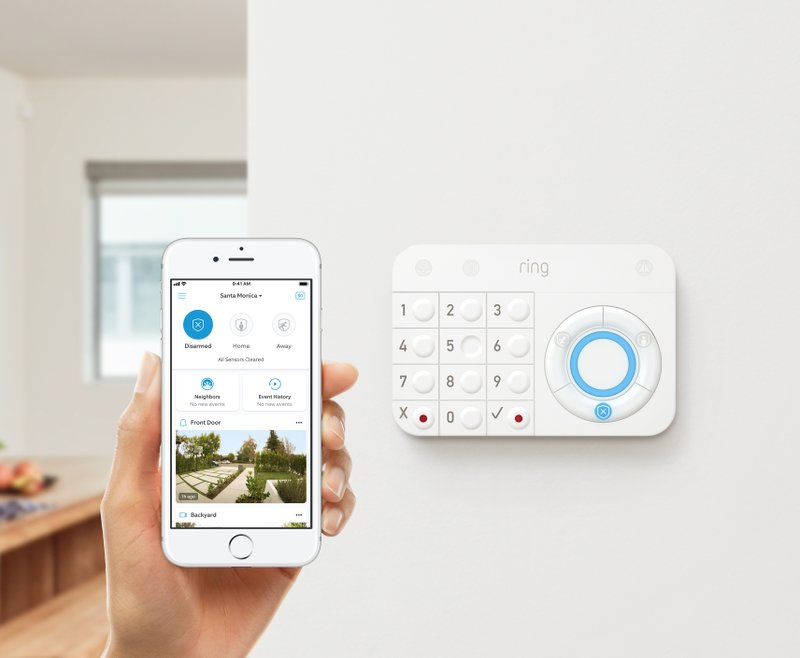 Introducing Ring Alarm: Professional Monitoring For Just $10 Per Month