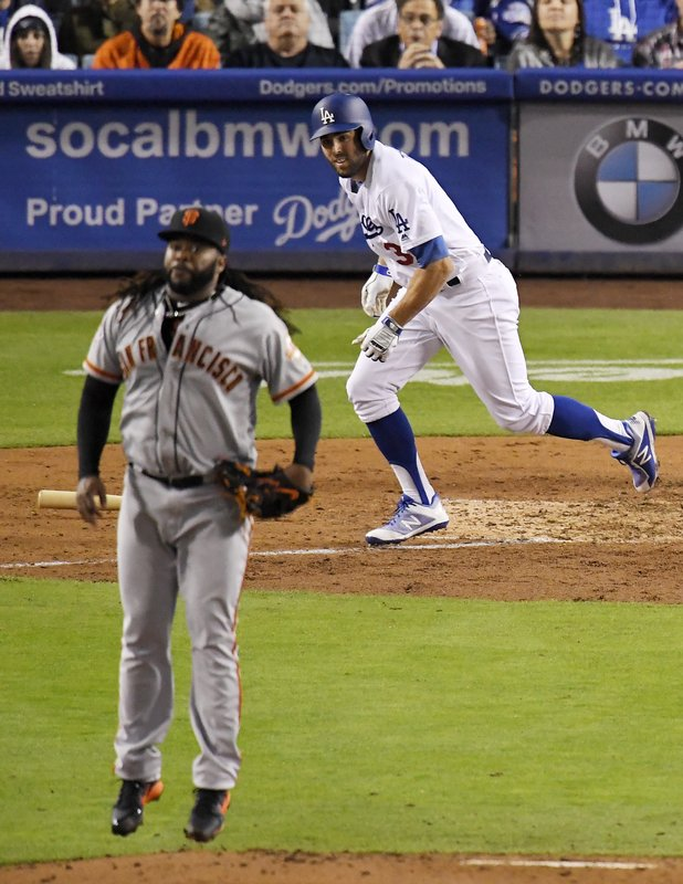 Johnny Cueto, Chris Taylor