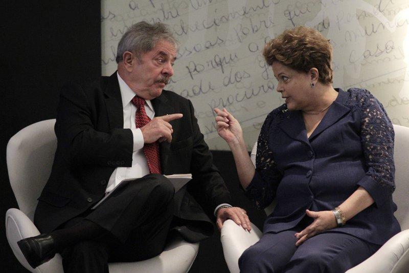 Luiz Inacio Lula da Silva, Dilma Rousseff