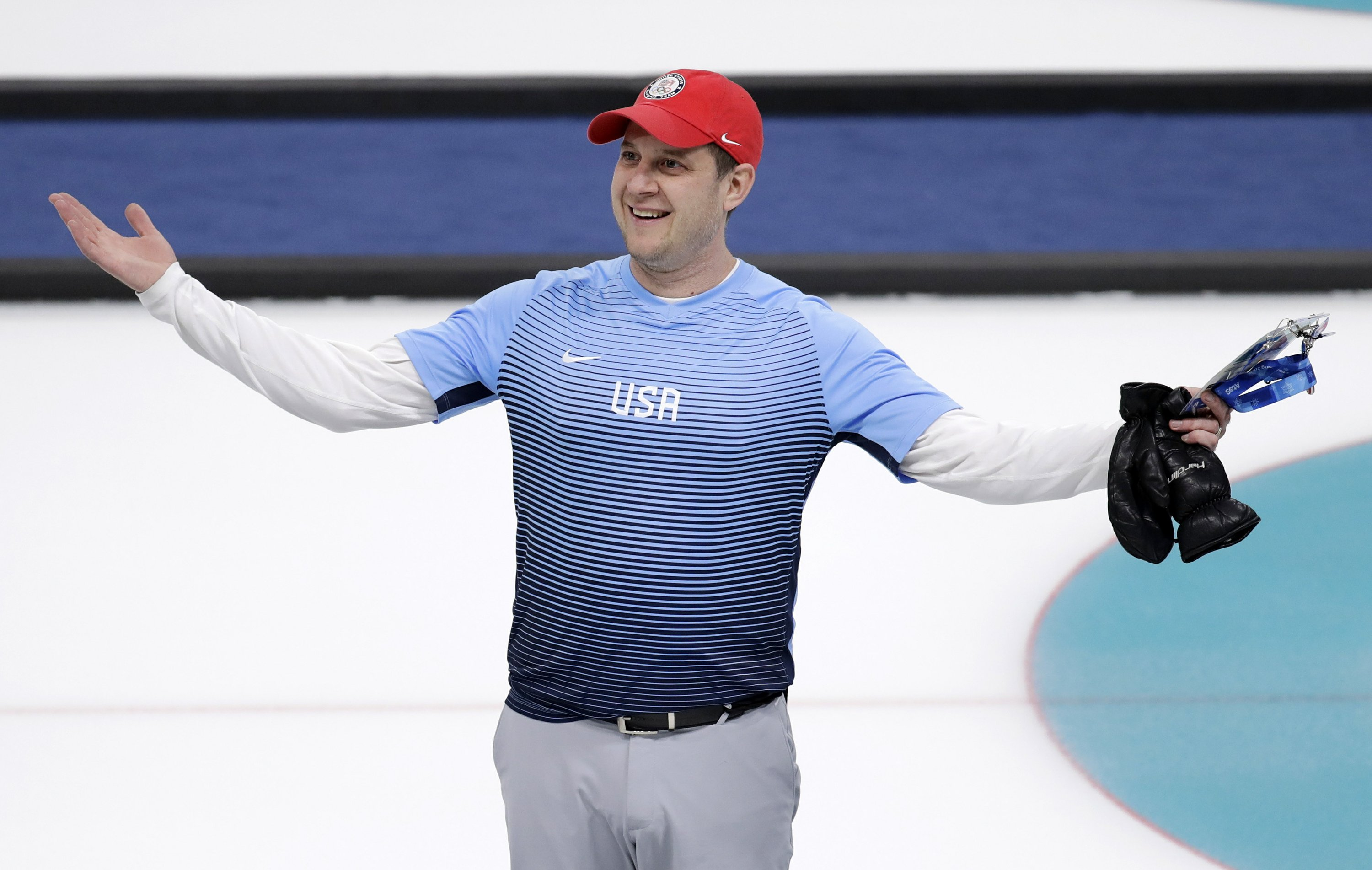 US curlers to play for Olympic gold after upsetting Canada