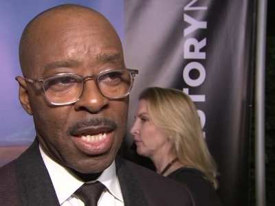 Courtney B. Vance: 'Black Panther' is what we've been waiting for
