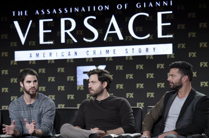 Darren Criss, Edgar Ramirez, Ricky Martin