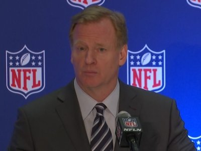 Goodell: 'Everyone Should Stand' For The Anthem