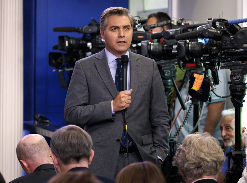 Expert Acosta Video Distributed By White House Was Doctored