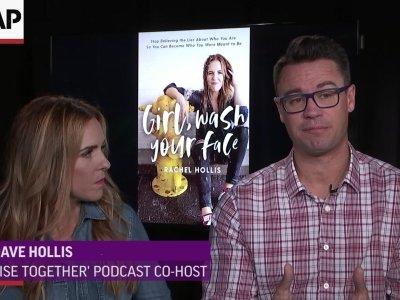 Dave Hollis: Wife Rachel's self-help journey helped me, too