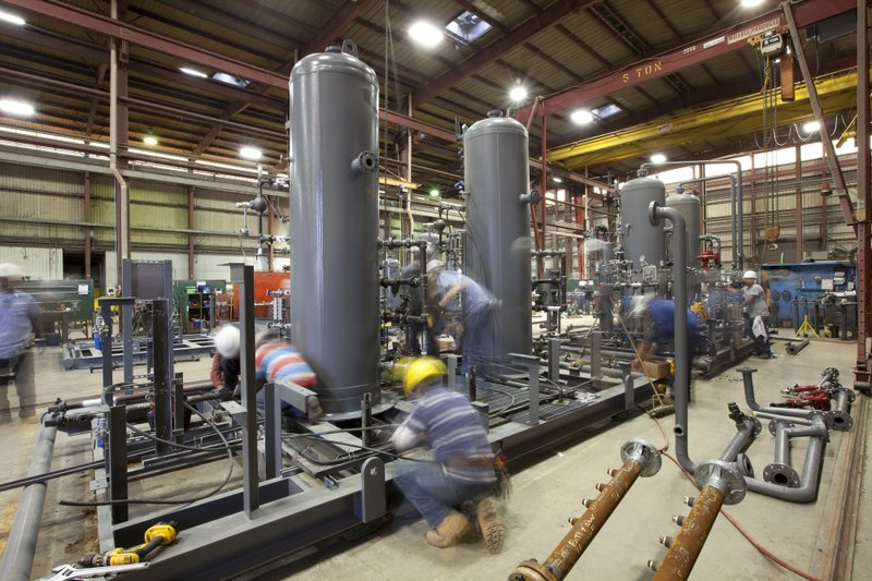 Titan Launches Oil & Gas Production Equipment Business
