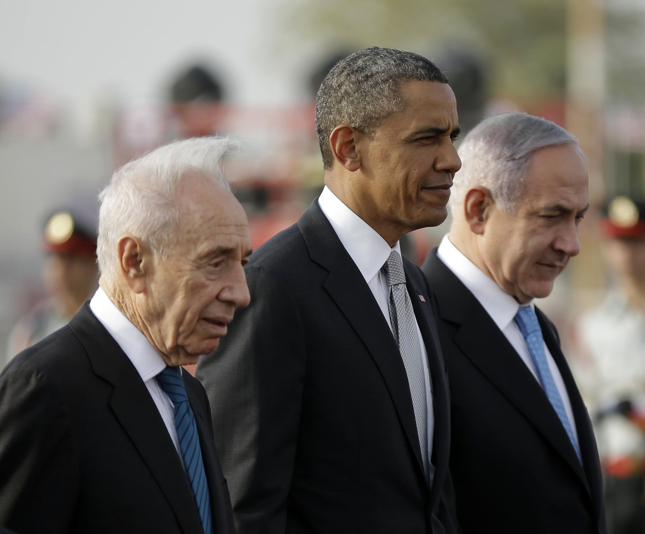 Obama praises Peres for advancing dignity and goodwill
