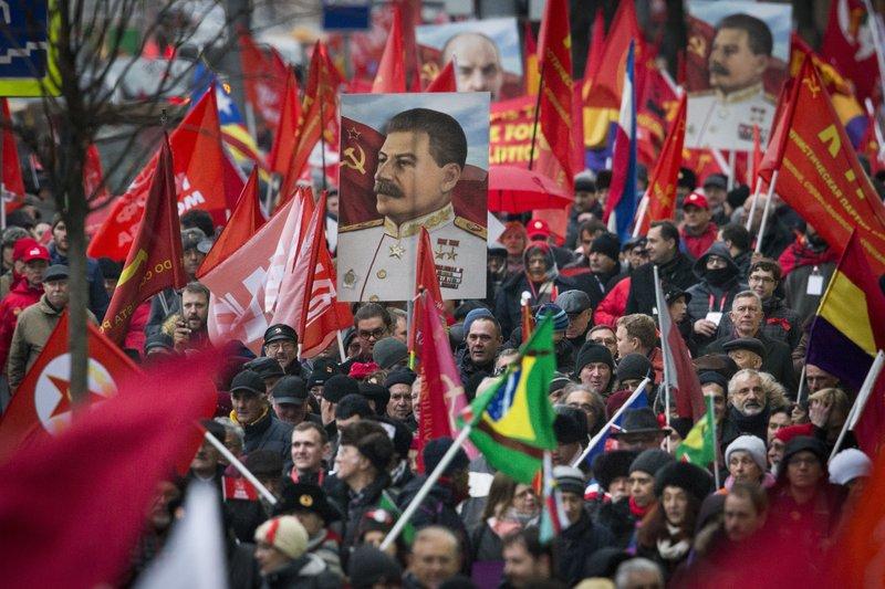 Image result for communism centennial stalin