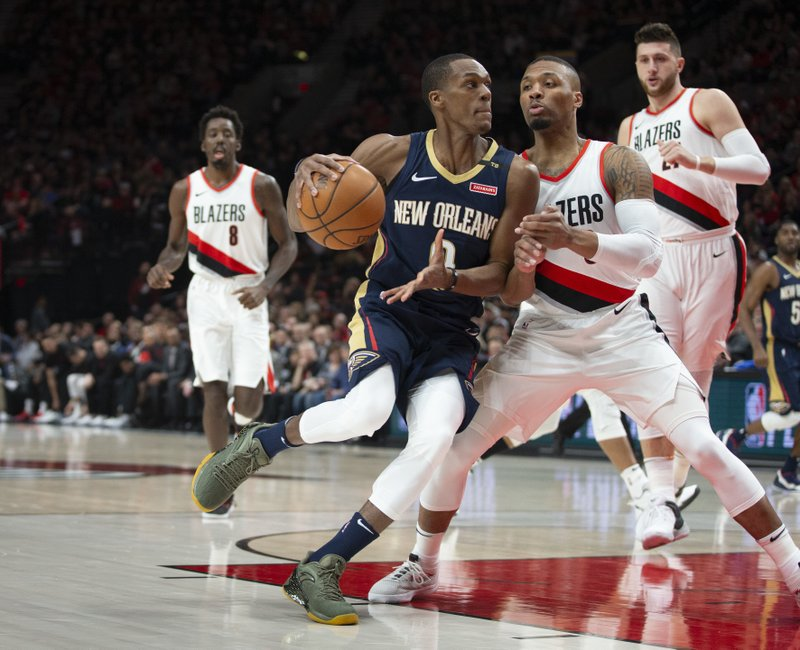 Rajon Rondo Has A Knack For Performing In The Playoffs