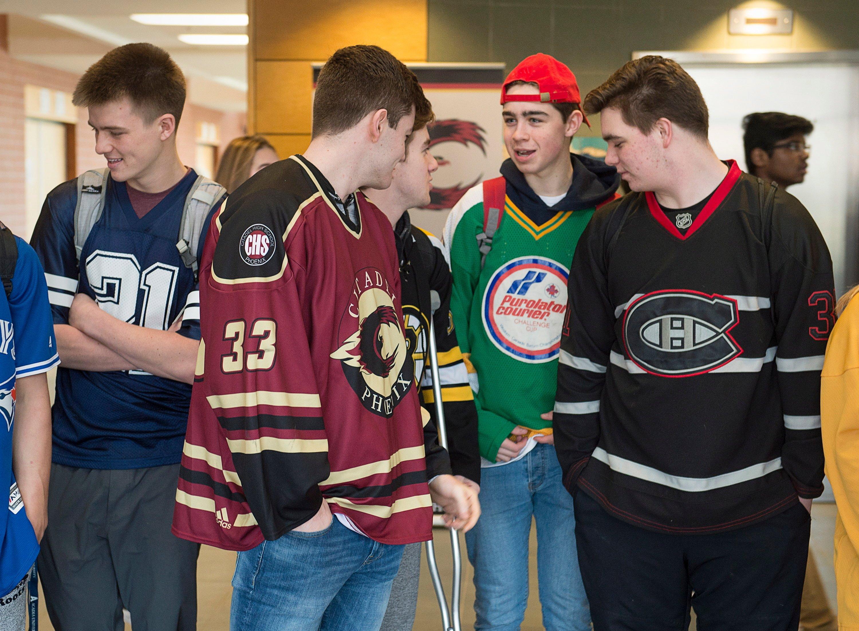 youth team hockey jerseys