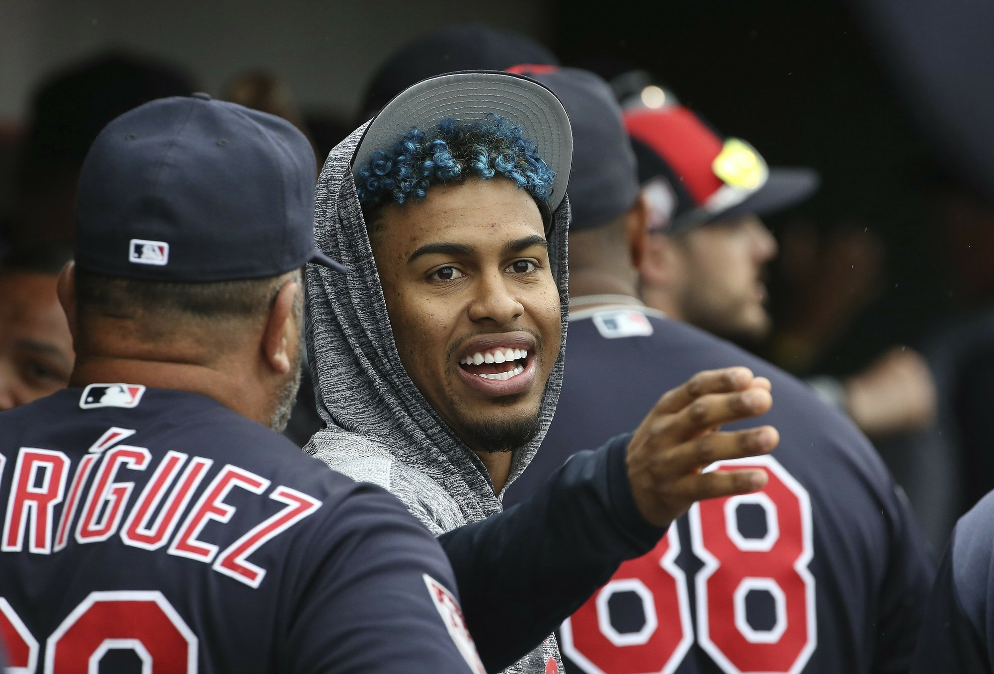 Status for Indians' Lindor for opening day still uncertain