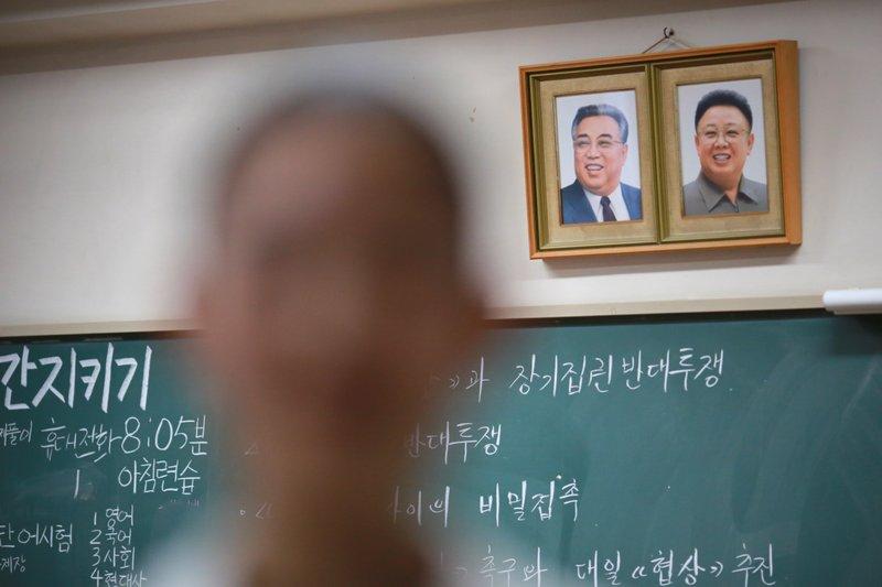 Kim Il Sung, Kim Jong Il