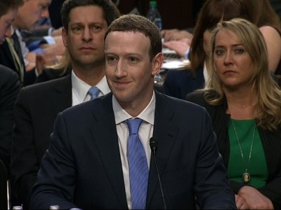 Zuckerberg Grilled Over Facebook Role in Myanmar