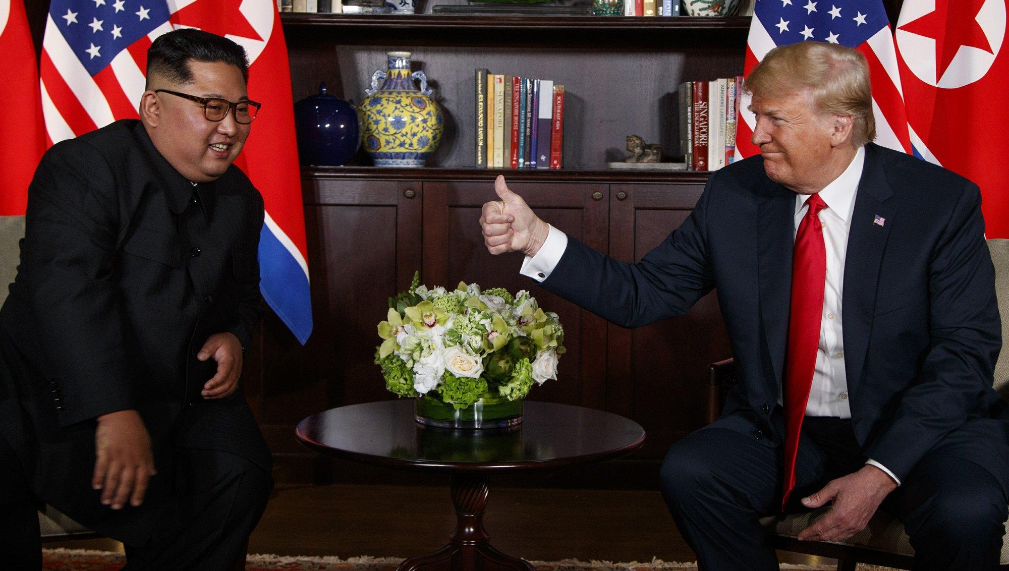 AP Explains: What everyone wants at the Trump-Kim summit